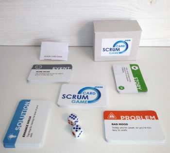Scrum Card Game a simple scrum simulation game for everyone