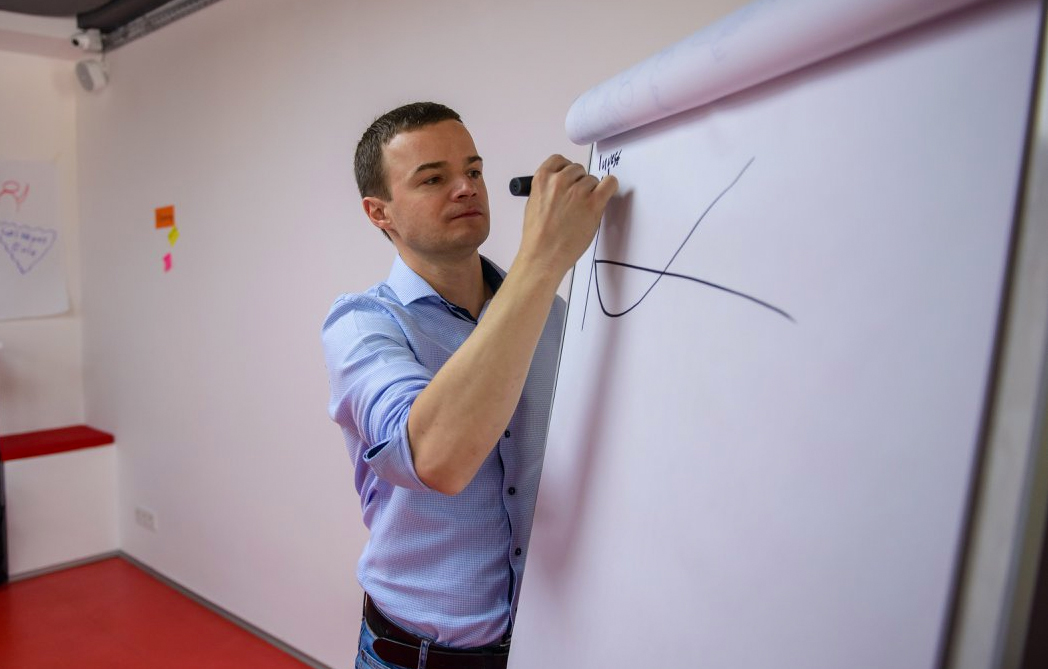Timofey Yevgrashyn, Agile & Lean Coach and Trainer in Germany and Ukraine