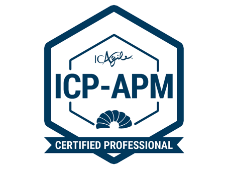 icagile agile project and delivery management certified professional