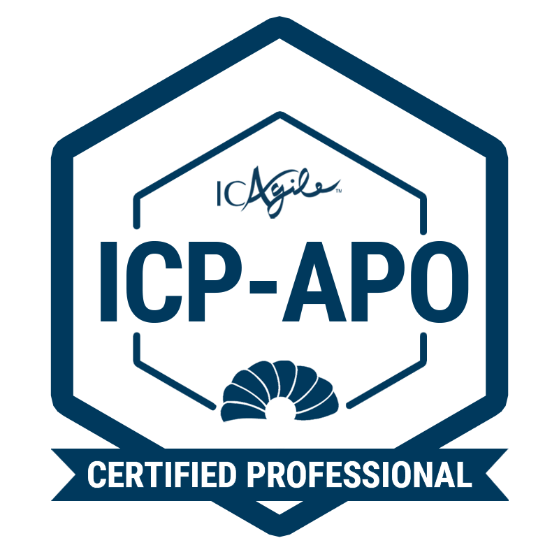 icp agile product ownership certified professional