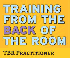 training from the back of the room practitioner